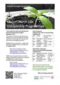 Discipleship flyer v7