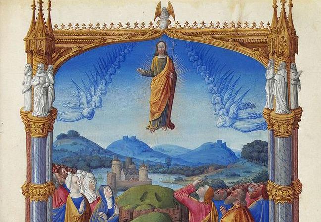 651px-Folio_184r_-_The_Ascension