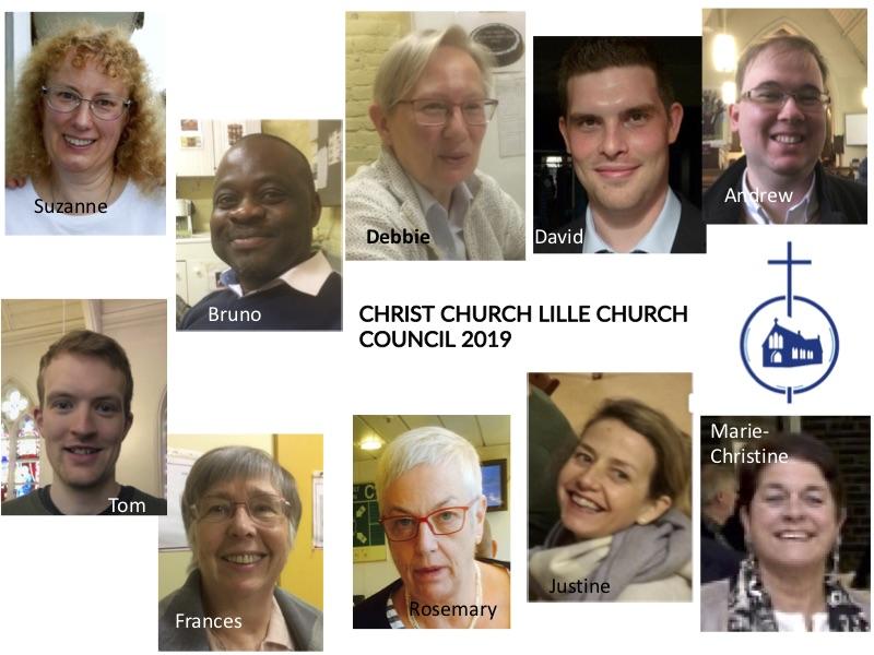 Church Council 2019