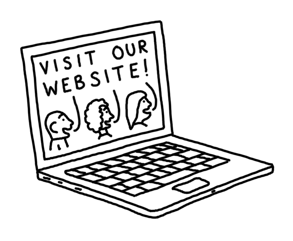 website-laptop